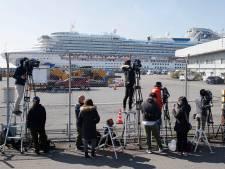 99 nieuwe besmettingen op cruiseschip Japan, minder nieuwe sterfgevallen in China