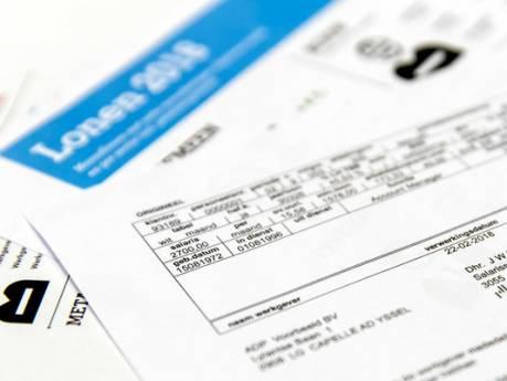 Nieuwe loonstrookjes: bijna iedereen in de plus
