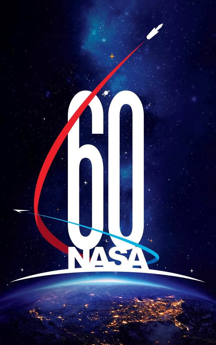 NASA bestaat vandaag 60 jaar