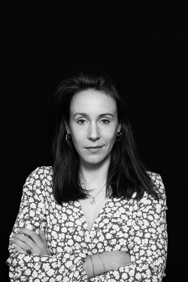 Claire Martens, VVD-raadslid, heeft onder andere economische zaken en armoedebeleid in haar portefeuille. Beeld