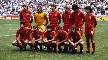 """Helden van Mexico '86 inspecteren hun erfgenamen: """"Argentinië heeft Messi, Brazilië heeft Neymar. Wij hebben Hazard én De Bruyne én Lukaku"""""""