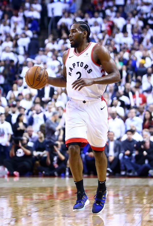 41 points et un 'game winner' au buzzer: Kawhi Leonard, super héros de Toronto.