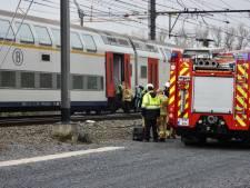 Rookontwikkeling op trein blijft zonder veel erg: vijftal reizigers geëvacueerd