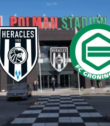 Kan Heracles zich herpakken tegen FC Groningen?