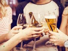 'Bier na wijn geeft venijn, wijn na bier geeft plezier' is een fabeltje, volgorde doet er niet toe