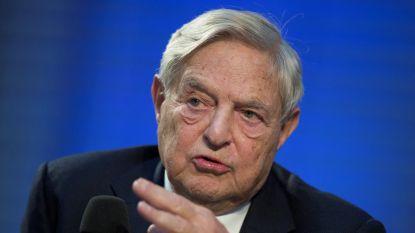 Bom aangetroffen bij woning van miljardair George Soros