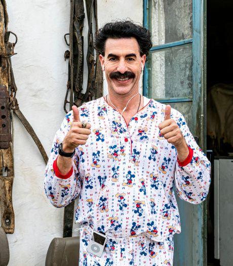 L'avocat de Donald Trump piégé en fâcheuse posture par Borat, la sortie du film avancée