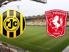 Degradatiekraker tussen Roda en Twente