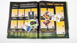 Panini-stickers van laureaten Gouden Schoen gratis bij uw krant