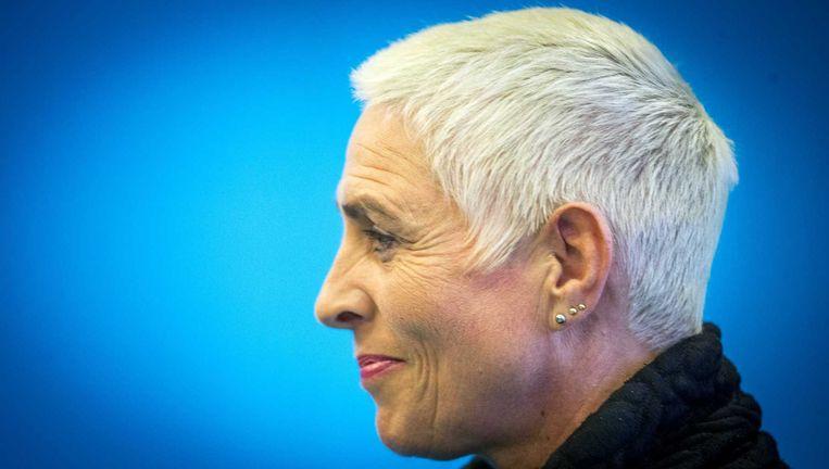 Staatssecretaris Wilma Mansveld. Beeld anp