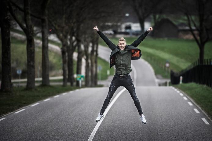 Jan-Willem Stronks van De Treffers.