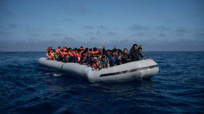 Mauritaanse marine onderschept 125 Senegalese migranten richting Canarische Eilanden