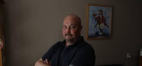 Quarantaine wordt Robert (45) uit Bakel bijna fataal: arts verwart hartklachten met corona