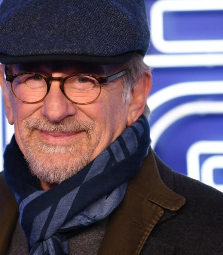 'Steven Spielberg bezorgd om dochter in porno'