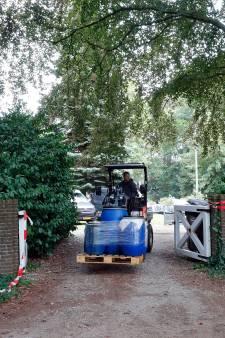 Drugslab in Elsendorp op 'jachtverblijf' van prins Bernhard