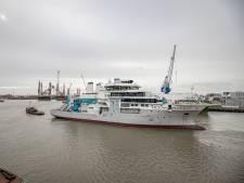 Damen verbouwt schip voor wetenschappers én Titanic-regisseur James Cameron