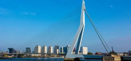 Terreurverdachten Rotterdam filmden ook op Erasmusbrug