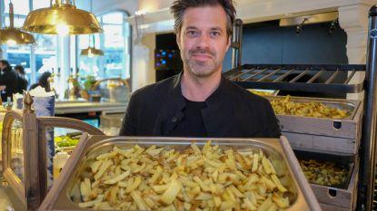 """Sergio Herman opent luxefrietkot in hartje Brussel: """"Pakje friet met mayo 2.0"""""""