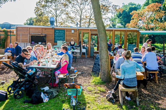 Het Rotterdamse restaurant Het Vroesenpaviljoen is de winnaar van De Gouden Pollepel 2017.