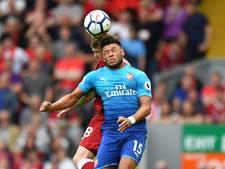 Oxlade-Chamberlain verkiest Liverpool boven Chelsea
