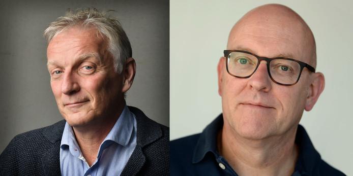 Combiportret voor debatpagina: Rob Wissink en René Banierink