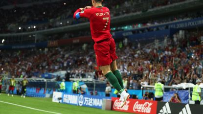 Ronaldo regisseert: 'CR7' houdt met hattrick frivool Spanje in bedwang na spektakelmatch