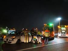 Verkeersinfarct Zwolle lost op na ongeval op A28