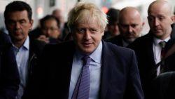 Johnson wil Brexit-stemming voor Kerstmis