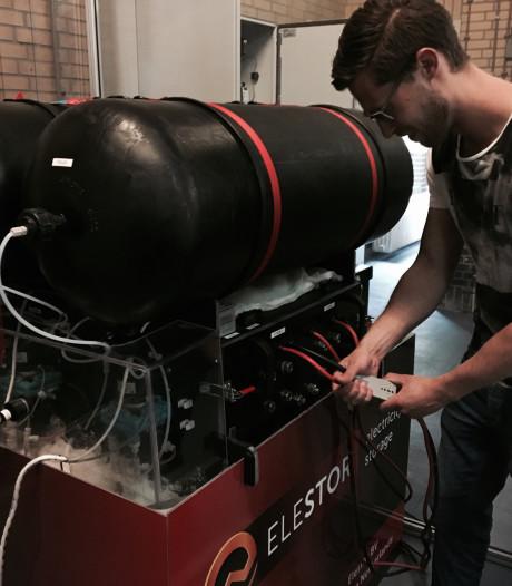 Ondernemer uit Vorden investeert miljoenen in giga-batterij die zon- en windenergie opslaat