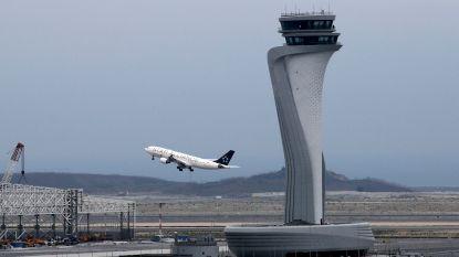 Turkije verbiedt komende maand alle vliegtuigen uit België en acht andere Europese landen