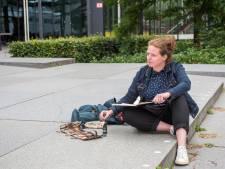 Urban sketchers tekenen het stadse leven in Eindhoven