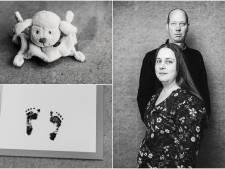 'Ik stond er nooit bij stil dat je een kindje na 39 weken zwangerschap kunt verliezen'