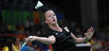 Goirlese Eefje Muskens moet opgeven tijdens WK badminton