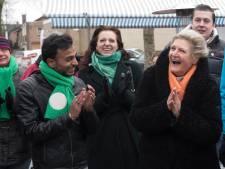 Herma van der Weide 'best geklede politicus van Ermelo'