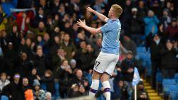 De Bruyne pakt uit met goal én assist: op weg naar zijn productiefste seizoen ooit bij City