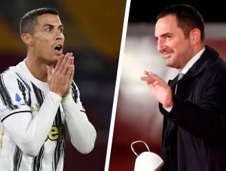 """Nieuwe veeg uit de pan voor Cristiano: """"Het is niet omdat je bekend bent, dat je arrogant moet zijn"""""""