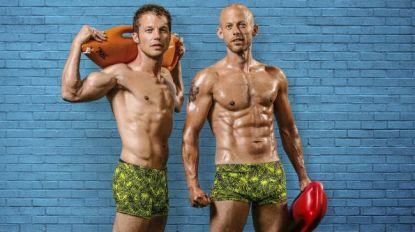 Sixpack valt in de smaak: kalender Staf en Mathias krijgt herdruk