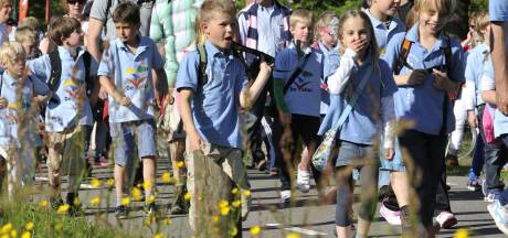 Avondvierdaagse Bunschoten dinsdag afgelast wegens hitte
