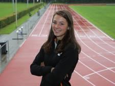 Emma Oosterwegel uit Diepenveen mist brons op twee centimeter