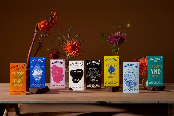 Les chocolats Meurisse signent leur grand retour dans une version plus moderne