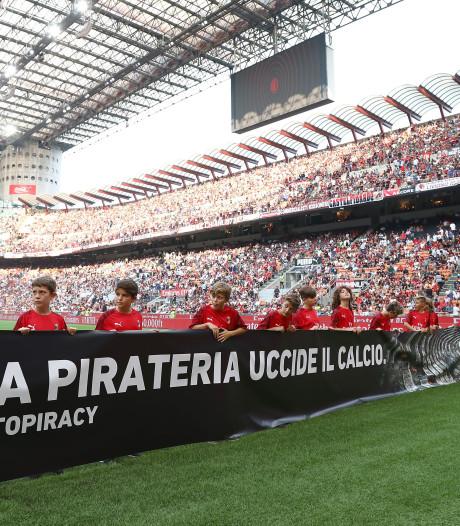 Miljoenen Italianen keken via Haagse servers illegaal naar de Champions League: politie legt netwerk plat