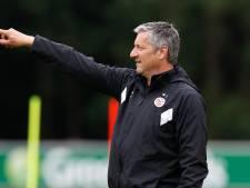 Ruud Brood nieuwe trainer NAC, Regillio Vrede assistent