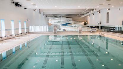 Brand in gloednieuw zwembad in Roeselare