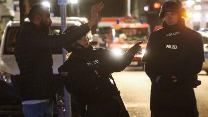 Minstens acht doden bij twee schietpartijen in Duitsland