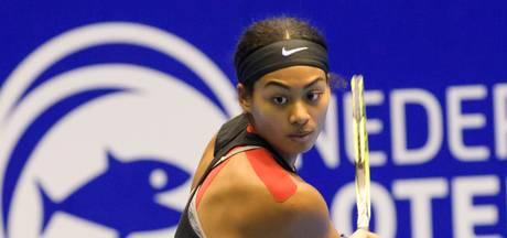 Haagse Dainah Cameron (17) verbaast met plek in finale op NK tennis