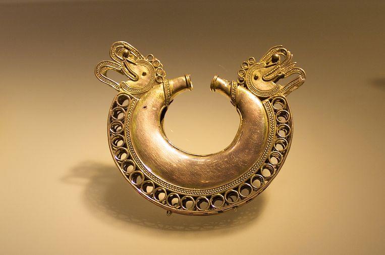 Object uit het Museo del Oro Beeld RV