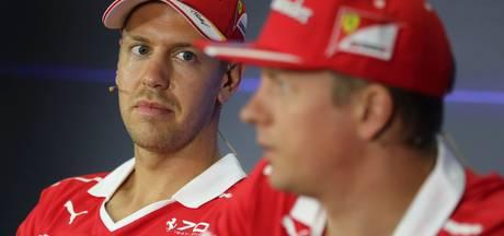 Vettel blij met 'beste teamgenoot die je kunt hebben'