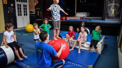 Circusschool Sarakasi neemt vliegende start