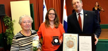 Yad Vashem onderscheiding voor Enschedeërs die Félice (84) redden in de oorlog