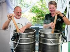 Boer Bert brouwt biertje met kalmoes uit de sloot